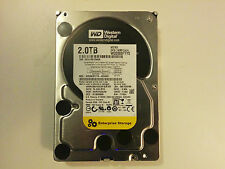 Western Digital RE4 WD2003FYYS-02W0B1 2TB 7200RPM 64MB Cache SATA 3.0Gb/s 3.5""