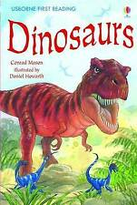 Dinosaurs by Conrad Mason , with CD. (Hardback, 2010)
