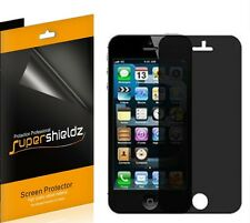 2X Supershieldz Privacy Anti-Spy Screen Protector Film For Apple iPhone 5S 5C