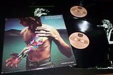 """Todd Rundgren """"Back To The Bars"""" 2LP gatefold inner Bearsville – 2BRX 6986 usa"""