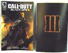 SDCC COMIC CON 2015 DARK HORSE OFFICIAL COMIC PREQUEL CALL OF DUTY BLACK OPS III