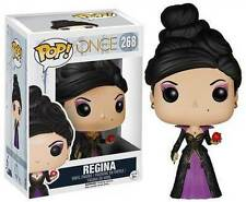 FUNKO POP TELEVISION ONCE UPON A TIME REGINA #268 NEW IN BOX  #5323