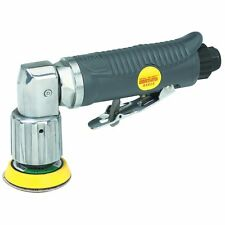 "2"" Mini Orbital Air Sander With 90 Degree Angle Head for Tight Work Areas NEW"