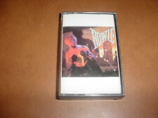 Let's Dance by David Bowie Cassette - Modern Love, China Girl