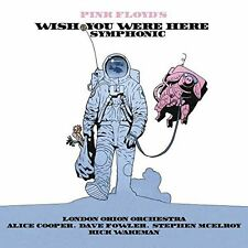 Pink Floyds Wish You Were Here Symphonic [Vinyl LP] London Orion Orchestra