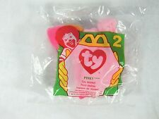 McDonalds Ty Pinky #2 Childs Happy Meal Toy 1996 NIP