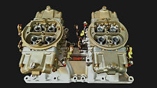 Holley 750 DP TMP Carbs Tunnel Ram 2x4 Drag Race