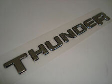 ~SUPER NEW~  Oklahoma City Thunder Chrome Emblem Desert Hills High School Logo