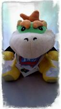 "Super Mario Bros Bowser Junior 6"" Cute Plush Toy New"