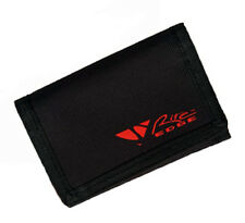 Exclusive Rite Edge Men's Tri Fold Black Nylon Wallet 211194