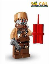THE LEGO MOVIE MINIFIGURES 71004 Wiley Fusebot