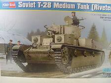Russicher Panzer T-28   -  Hobbyboss  Bausatz 1:35 - 83853  #E