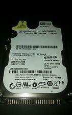 WD 120Gb WD1200BEVE 5400 RPM per Notebook 2.5 IDE