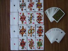 SPANISH EUROPE DECK OF PLAYING CARDS.WITH NON-STANDARD COURT CARDS.(UNUSED=MINT)