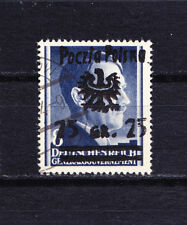 (PL) Poland Polen Polska Niezabitow Hitler local issue Fi 3 used expertised