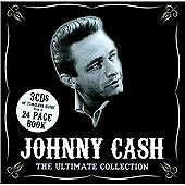 Johnny Cash : The Ultimate Collection (3CDs) (2008)