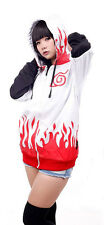 FREE SHIPPING NARUTO HOKAGE 4 YONDAIME LEGEND HOODIE SWEATER COSPLAY JACKET
