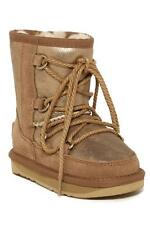 New in Box-$195.00 Australia Luxe Collective Norse Old Gold Sheepskin Boot SZ 8