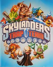 SKYLANDERS TRAP TEAM POSTER (40x50cm)  NEW LICENSED ART