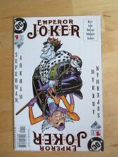 SUPERMAN EMPEROR JOKER (2000-DC) # 1 BY JEPH LOEB, JOE KELLY, ED McGUINNESS