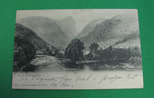 1905 POST CARD PETIT SAGUENAY QUEBEC CANADA