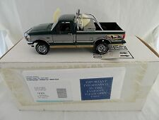 FRANKLIN MINT 1996 FORD F-150 SPORTSMAN TRUCK 1/24 DIE-CAST REPLICA #B11WX00
