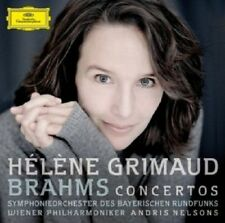 Helene/sobr/wp/Nelson, Andris Grimaud-piano concerts 1 et 2 2 CD NEUF