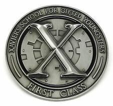 Marvel Comics First Class X-Men Belt Buckle - UK Seller