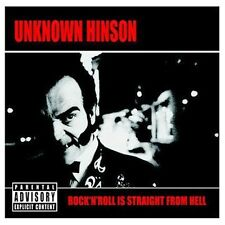 Rock N Roll Is Straight From Hell, Unknown Hinson, Good EP