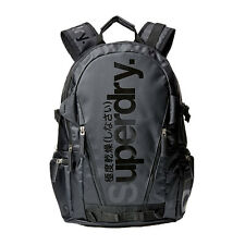 Superdry Only Tarp Backpack Black