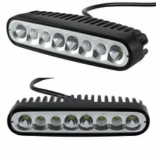 6.3inch 40W Cree LED Work Light Bar Flood Spot Suv Boat Driving Lamp Offroad 4WD