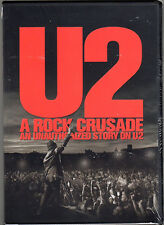 U2: A Rock Crusade An Unauthorized Story On U2  NEW DVD Buy 3 DVDs-Get $5 OFF