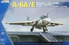 KINETIC 48034 A-6A/E Intruder Twin Engine Attack Aircraft  in 1:48