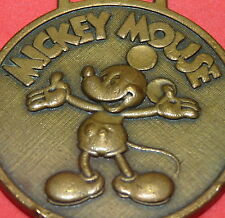 VINTAGE COLLECTIBLE WATCH FOB MICKEY MOUSE WALT DISNEY PRODUCTIONS