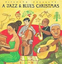 JAZZ & BLUES CHRISTMAS PUTUMAYO PRESENTS Audio CD