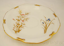 "Royal Crown Derby Bone China DEVONSHIRE Saucer 5 1/2"" EXCELLENT"