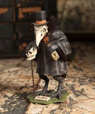 TD5030 Bethany Lowe Vintage Collection MISTER HYDE Raven Halloween Decoration