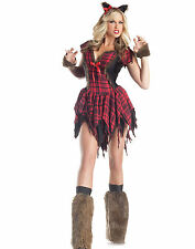 Werewolf Costume for Women size Large (12-14) New by Party King PK163