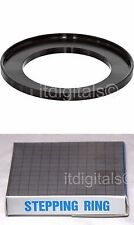 Step Down Metal Stepping Ring 62-58mm 62mm Lens to 58mm Filter Made in Japan HQ