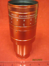 35mm ISCO Ultra Star HD Plus MC 72.5mm projector Lens used