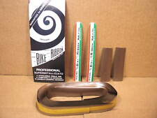 New-Old-Stock Ambrosio Padded Bar Tape - Brown