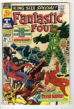 1967 FANTASTIC FOUR ANNUAL #5   NICE  MID GRADE ANNUAL