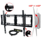 Tilt Flat TV Wall Mount 32 40 50 55 60 65 LCD Plasma 70 75