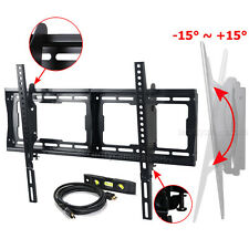 LED Plasma Tilt TV Wall Mount 32 40 50 55 60 65 75 for LG Samsung Vizio HDTV BG3