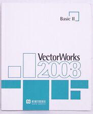 VectorWorks 2008 Basic II Nemetschek Handbuch deutsch Band 2