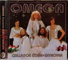 Omega-Csillagok Utjan Skyrover Hungarian prog cd