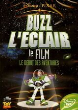 BUZZ L'ECLAIR - LE FILM /*/ DVD DISNEY NEUF CELLO