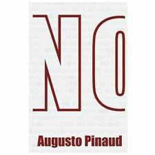 No by Augusto Pinaud (2013, Paperback)