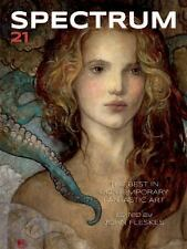 Spectrum 21 : The Best in Contemporary Fantastic Art (2014, Hardcover)