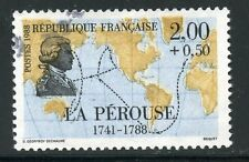 STAMP / TIMBRE FRANCE OBLITERE N° 2519 LA PEROUSE